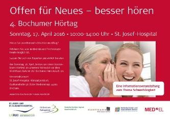 4. Bochumer Hörtag