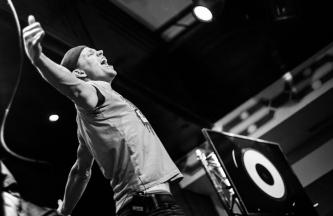 Der Finne Signmark, gehörloser Rapper (Foto: Künstler)