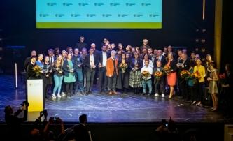 Deutscher Engagement Preis 2019 / Deutsches Theater, Berlin, 05.12.2019 / Foto: (c) Svea PietschmannQuellenangabe: