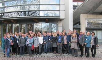 Experten aus ganz Deutschland kamen zum 22. Klinikvertreter- und 14. TRT-Treffen der Deutschen Tinnitus-Liga e. V. nach Kassel. Foto: Sabine Wagner.