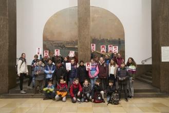 Junge Nachwuchserfinder zu Besuch im Deutschen Museum © MED-EL
