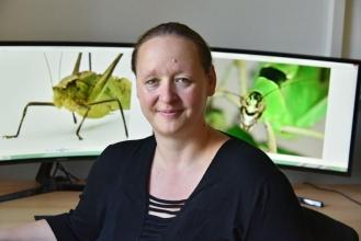 Manuela Nowotny, Foto: Anne Günther/FSU