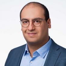 Omid Nowzamani neuer Referent der Koordinierungsstelle Patientenbeteiligung