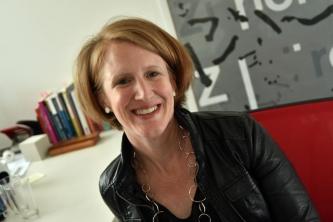 Die Soziologin Prof. Dr. Silke van Dyk von der Uni Jena. Foto: Anne Günther/FSU