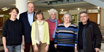 Landrat Christoph Göbel eröffnet offiziell Beratungsstelle für Menschen mit Hörbehinderung im Landratsamt München c bayciv