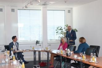 Foto:Peter Hölterhoff - Bundesverdienstkreuz Ricarda Wagner_30