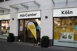 Besuch im Hörcenter Köln