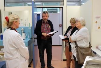 Die Redaktion zu Besuch in der Uni Göttingen_11
