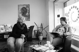 Life - Fernanpassung bei der Fa. auric in Herne