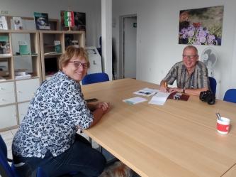 Interview mit der Westfalenpost