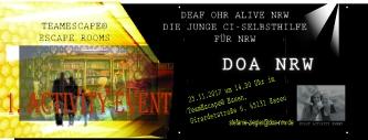 DOA NRW Event