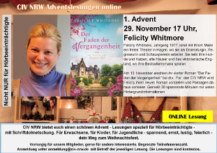 adventslesung 1