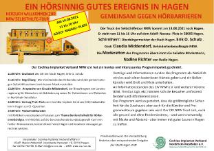 Ein hörsinnig gutes Ereignis in Hagen