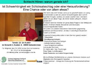 Referenten Dr. Karen Jahn und Peter Dieler, ABZ Schacht III, Gelsenkirchen.